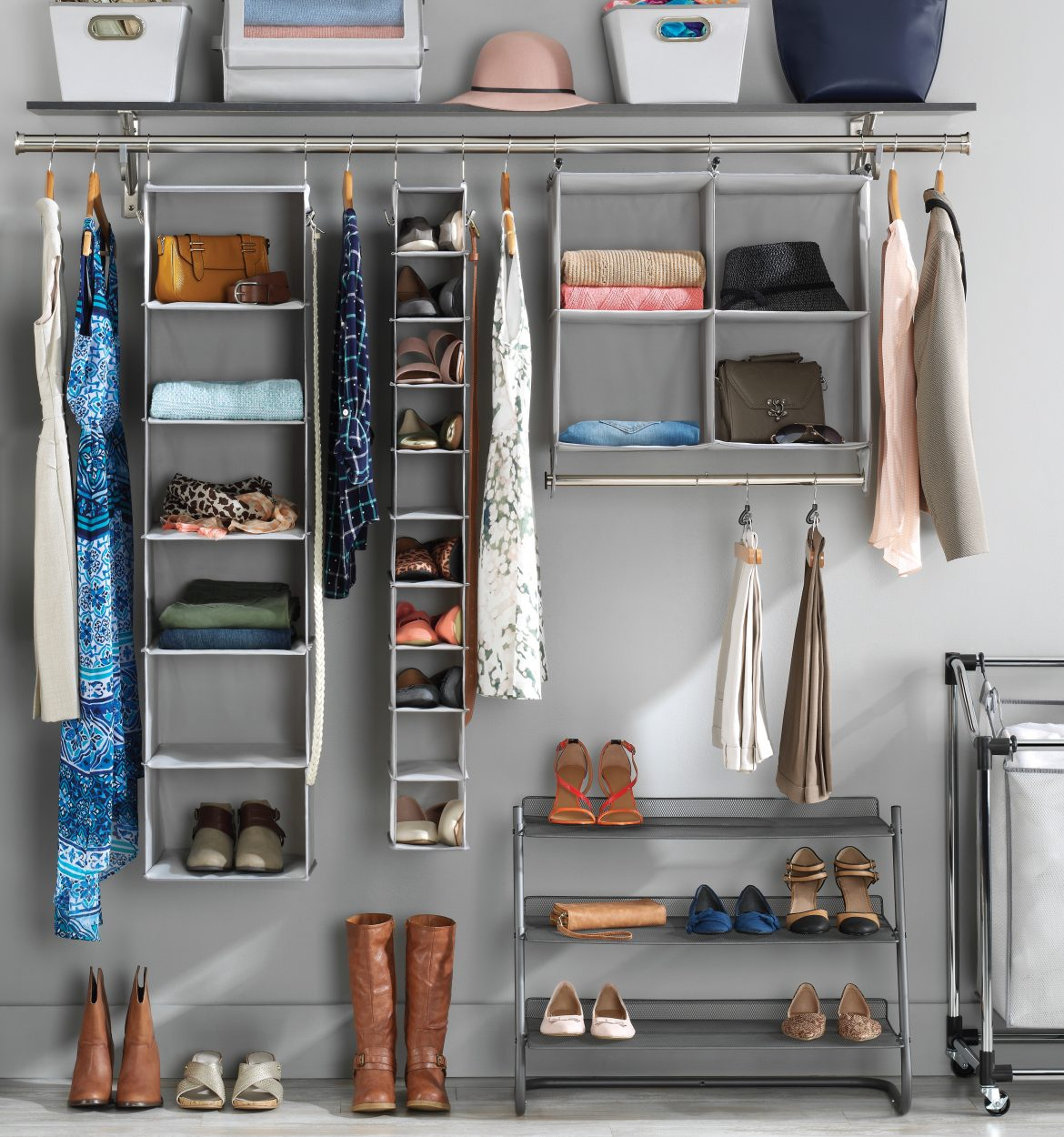Whitmor Clothes Storage Solutions