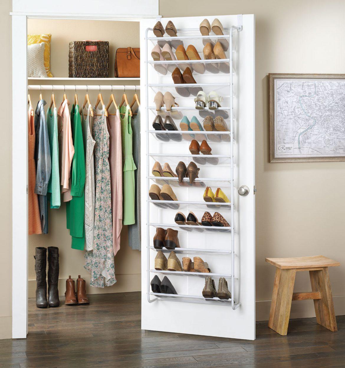 Whitmor Shoe Storage